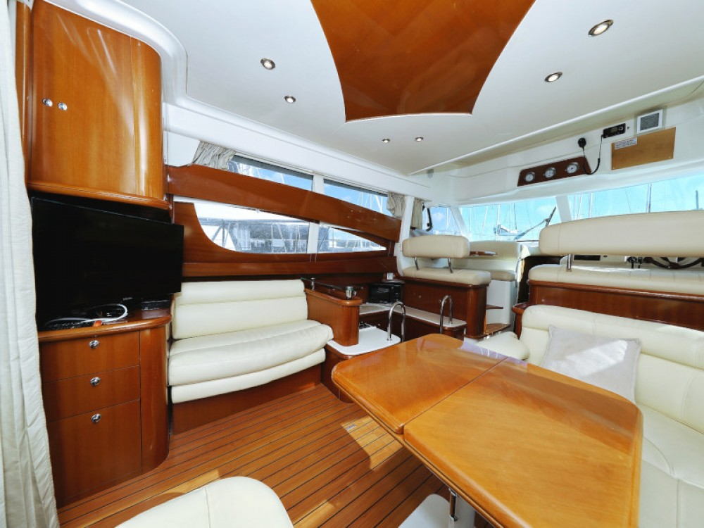 Noleggio yacht Sukošan - Jeanneau Jeanneau Prestige 46 Fly su SamBoat