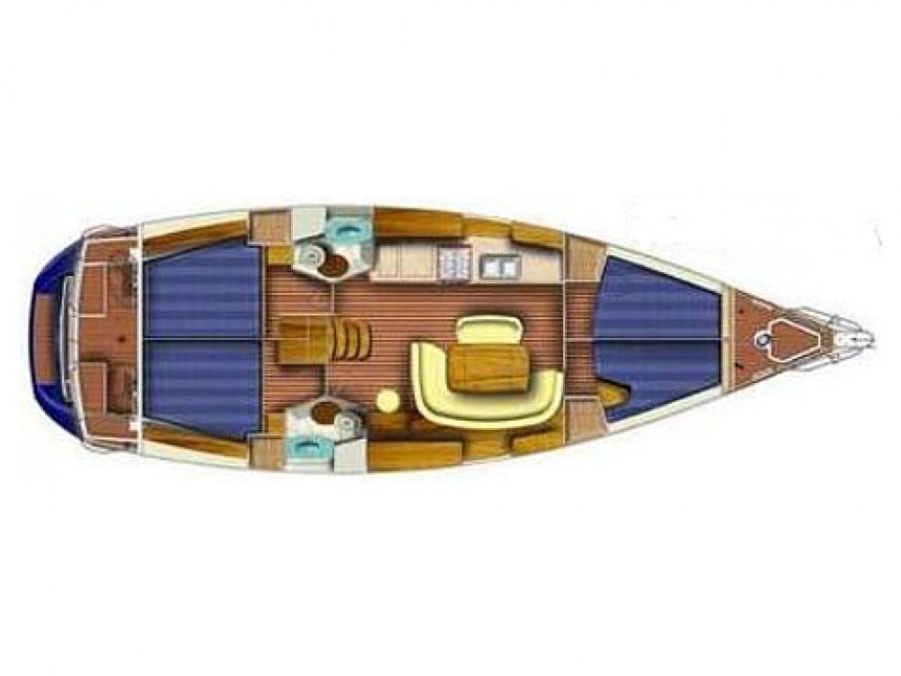 Noleggio barche Jeanneau Sun Odyssey 45 Traù su Samboat