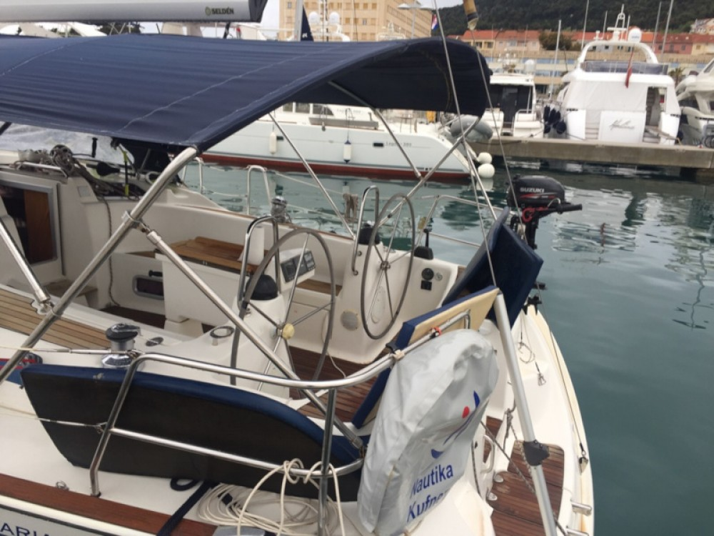 Bavaria Bavaria 46 C tra personale e professionale ACI Marina Split