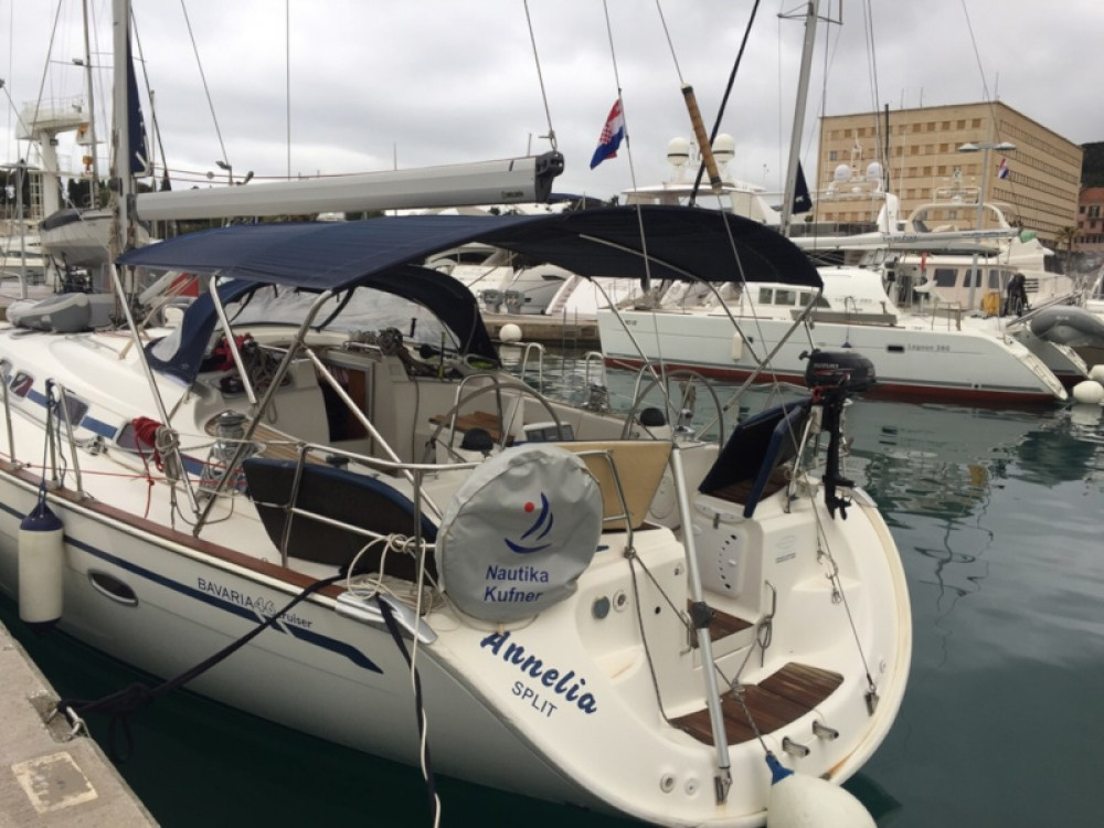 Noleggio barche ACI Marina Split economico Bavaria 46 C