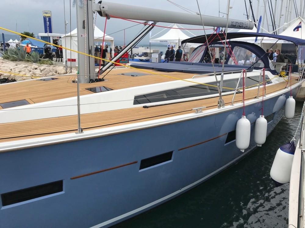 noleggio Barca a vela Zaravecchia - D&d D&D Kufner 54.2