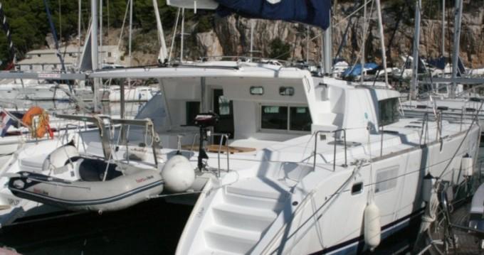 Lagoon Lagoon 440 tra privati e professionisti a Traù