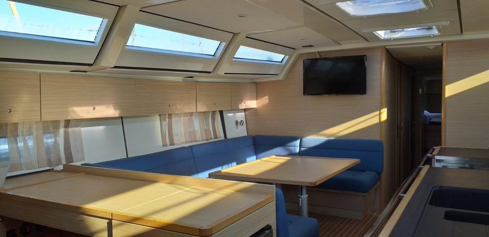 Noleggio yacht Zaravecchia - D&d D&D Kufner 54.2 su SamBoat