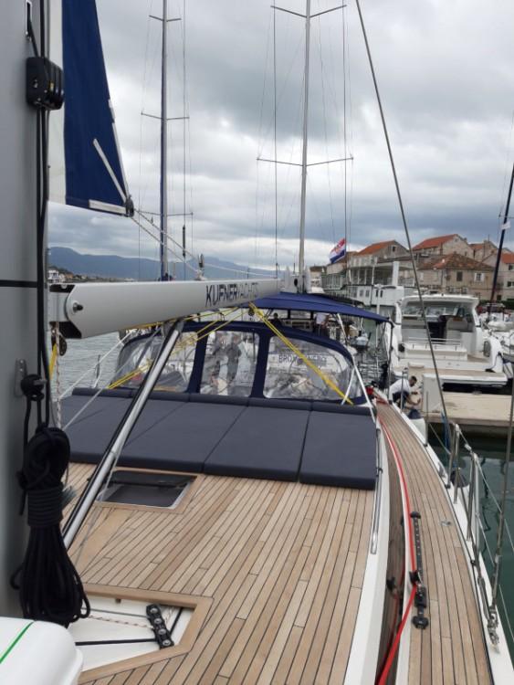 Noleggio barche Traù economico D&D Kufner 50