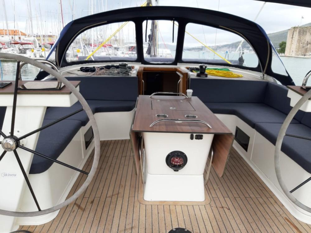 Noleggio yacht Traù - D&d D&D Kufner 50 su SamBoat