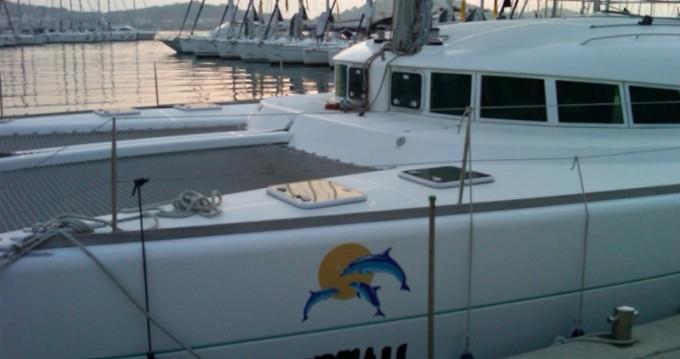 Noleggio barche Murter economico Lagoon 410 S2