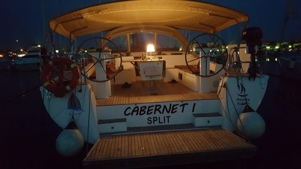 Noleggio Barca a vela D&d con una patente
