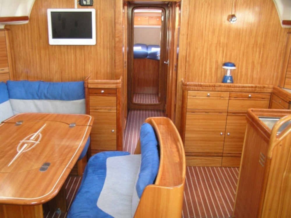 Bavaria Bavaria 50 Cruiser tra personale e professionale ACI Marina Split
