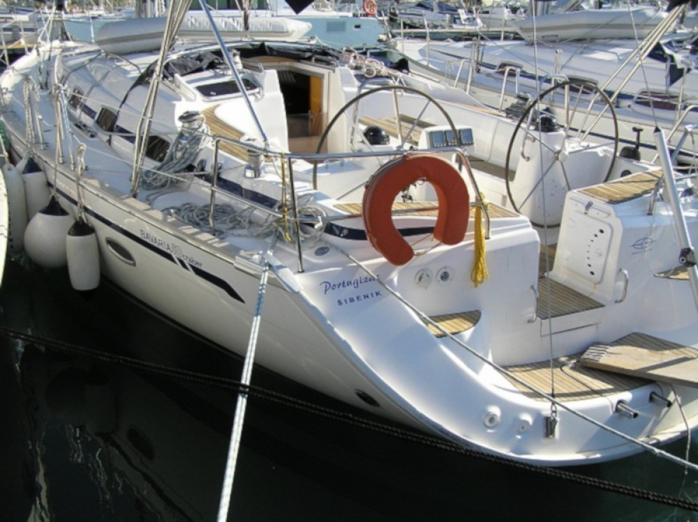 Noleggio Barca a vela con o senza skipper Bavaria ACI Marina Split