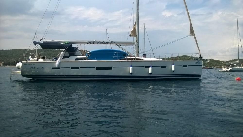 Noleggio yacht Baška Voda - D&d D&D Kufner 54.2 su SamBoat