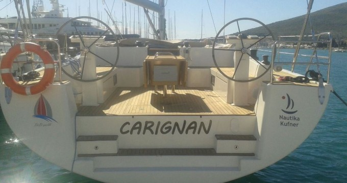Noleggio barche D&D Yacht D&D Kufner 54.1 a Traù su Samboat