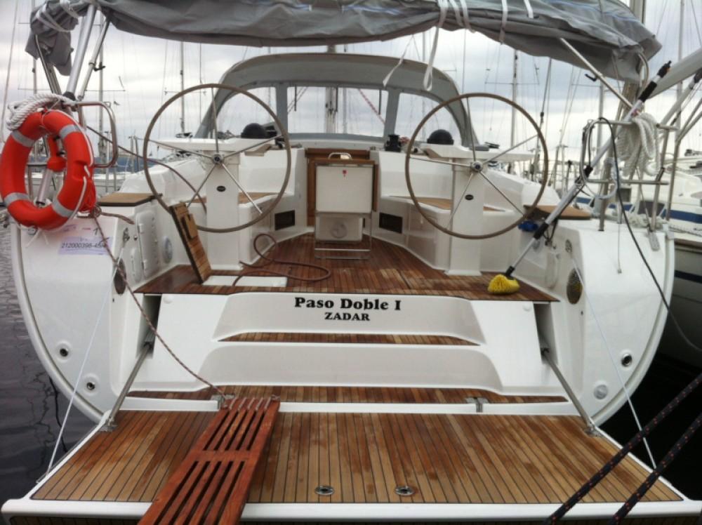 Barca a vela a noleggio Traù al miglior prezzo