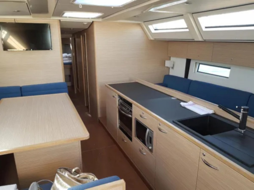 Noleggio barche D&d D&D Kufner 54.2 Krk su Samboat