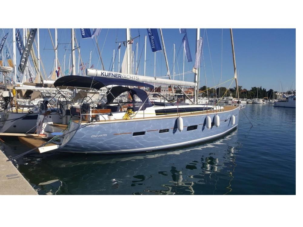 Noleggio barche Krk economico D&D Kufner 54.2