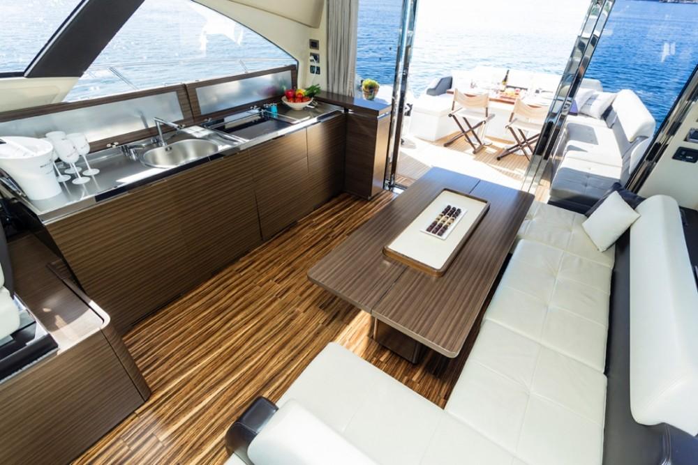 noleggio Yacht Sebenico - Azimut Azimut 55 S