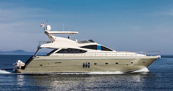 Yacht a noleggio a Sebenico al miglior prezzo
