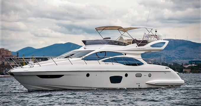 Noleggio Barca a motore a Sebenico – Azimut Azimut 47 Fly