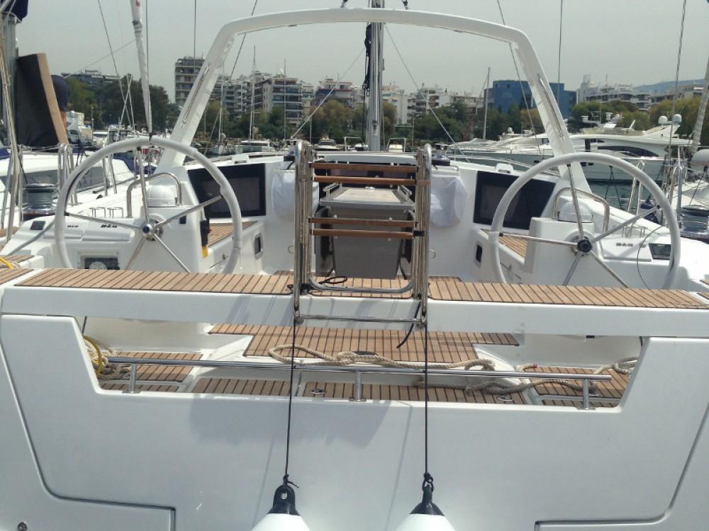 Noleggio barche Πρέβεζα economico Oceanis 45