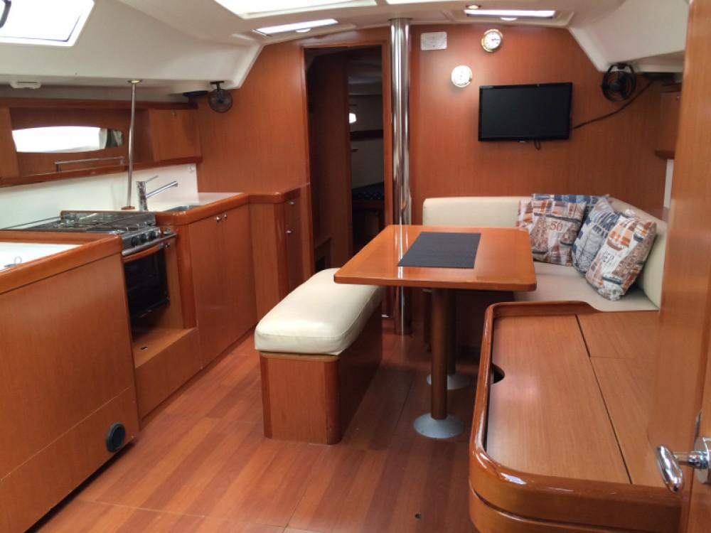 Noleggio yacht Porto di Alimos - Bénéteau Oceanis 46 su SamBoat