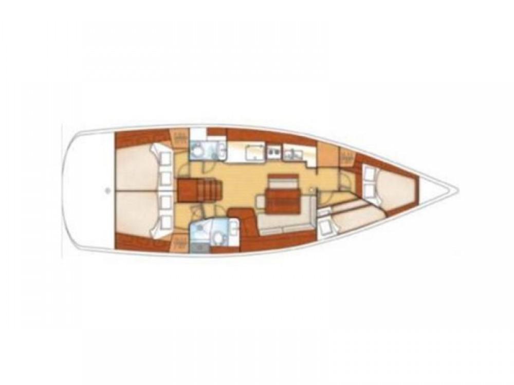 Noleggiare un'Bénéteau Oceanis 46 Porto di Alimos
