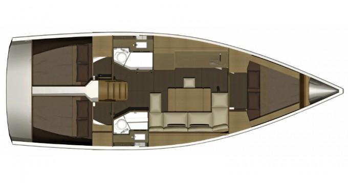 Noleggio Barca a vela con o senza skipper Dufour a Kos