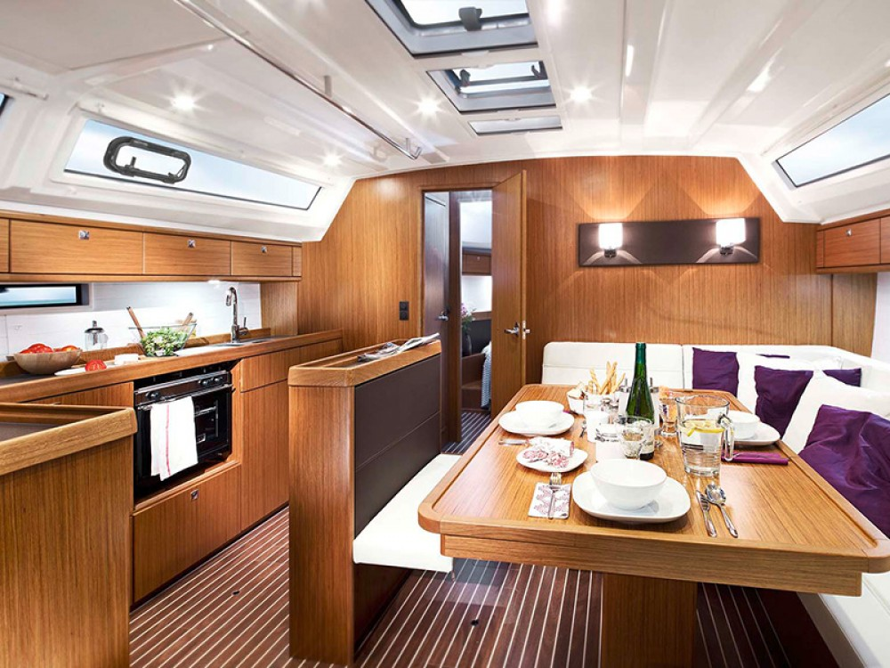 Noleggio yacht Skiathos - Bavaria Bavaria Cruiser 46 su SamBoat