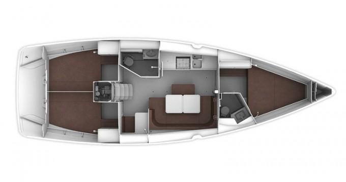 Noleggio Barca a vela a Atene – Bavaria Cruiser 41