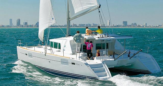 Catamarano a noleggio a Kos al miglior prezzo