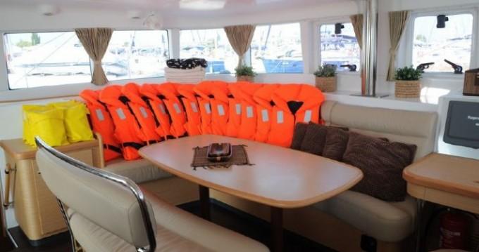 Noleggio Catamarano a Kos – Lagoon Lagoon 440