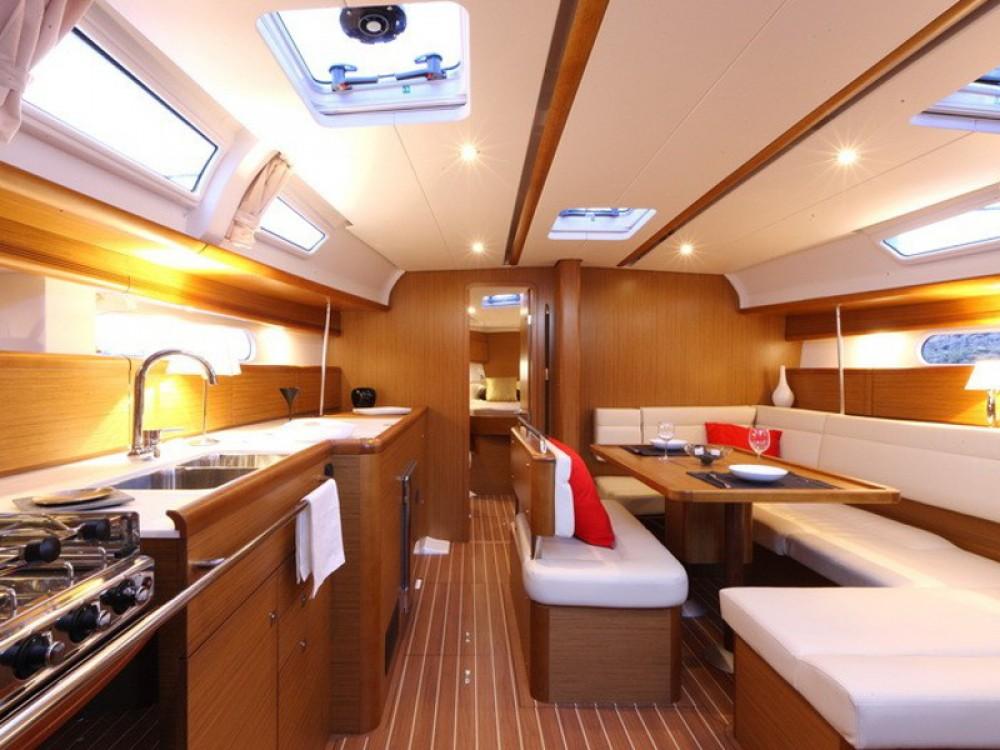 Noleggio barche Álimos economico Sun Odyssey 44 i
