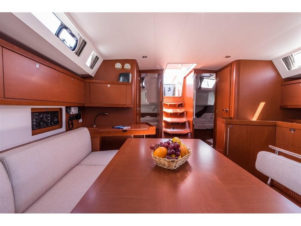 Noleggio barche Spalato economico Oceanis 45