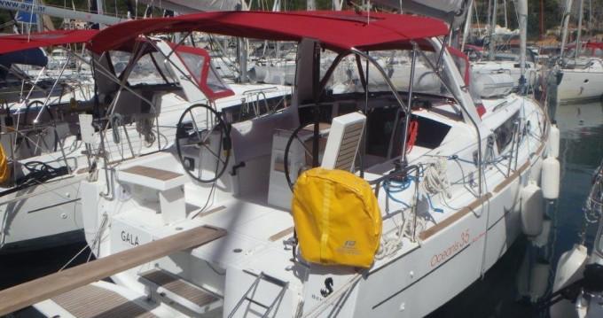 Noleggio yacht a Split – Bénéteau Oceanis 35 su SamBoat