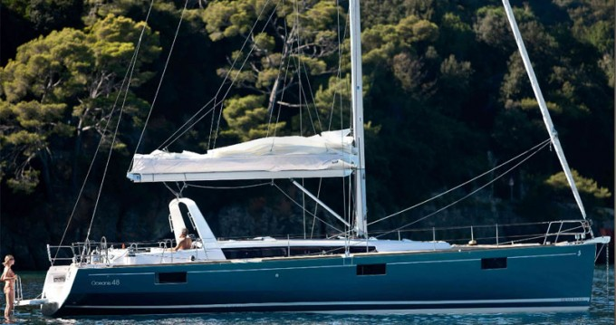 Noleggio yacht a Split – Bénéteau Oceanis 48 su SamBoat