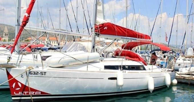 Noleggio yacht a Pomer – Bénéteau Oceanis 31 su SamBoat