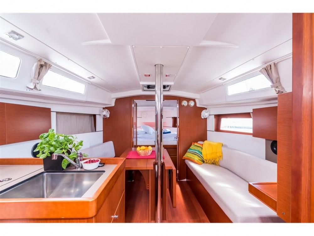Noleggio yacht Spalato - Bénéteau Oceanis 35.1 su SamBoat