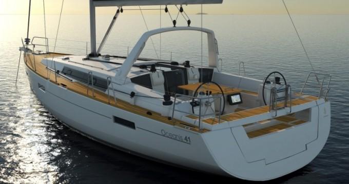 Noleggio barche Pomer economico Oceanis 41.1