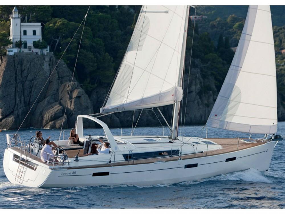 noleggio Barca a vela Leucade - Bénéteau Oceanis 45