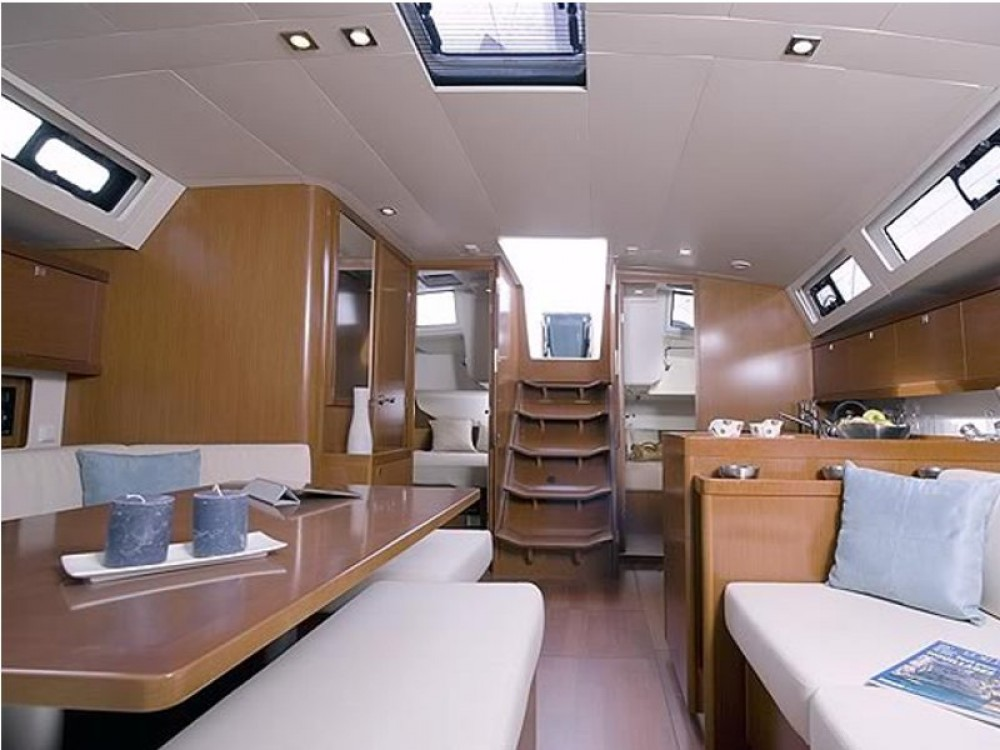 Noleggio barche Leucade economico Oceanis 45