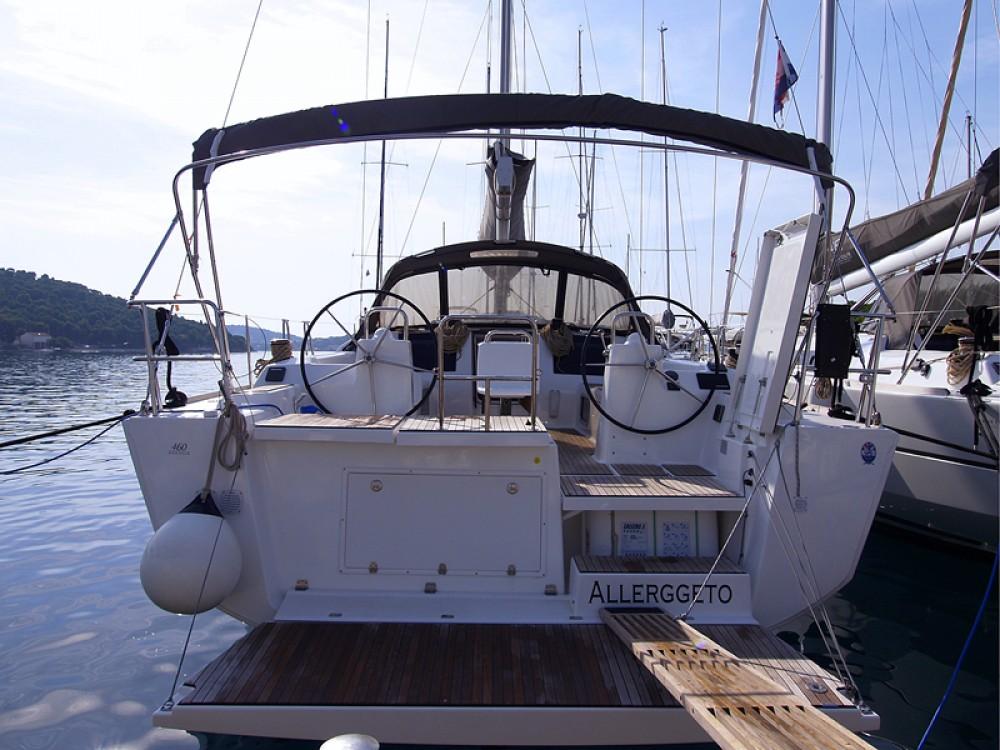 Noleggio barche Rogosnizza economico Dufour 460 Grand Large