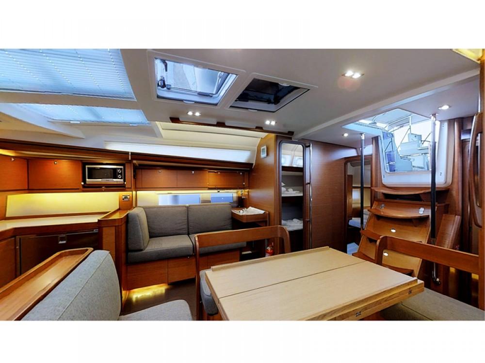 Noleggio yacht Rogosnizza - Dufour Dufour 520 Grand Large su SamBoat