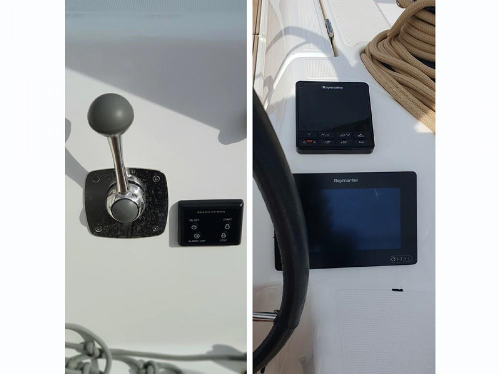Noleggio yacht Rogosnizza - Dufour Dufour 412 Grand Large su SamBoat