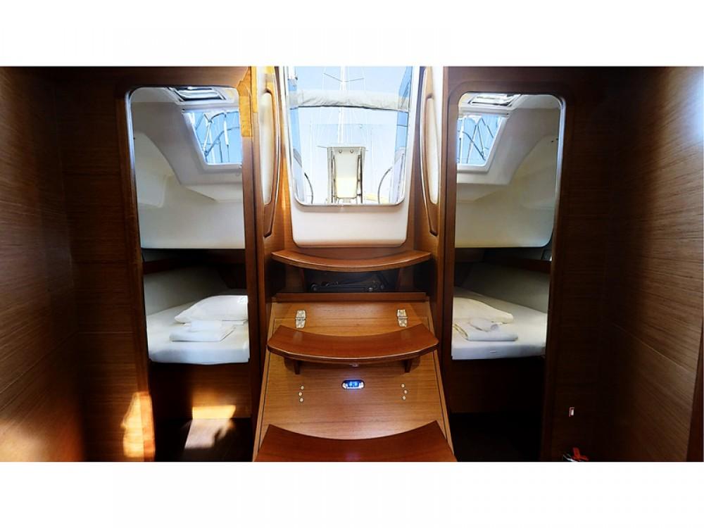 Noleggio yacht Rogosnizza - Dufour Dufour 460 Grand Large su SamBoat