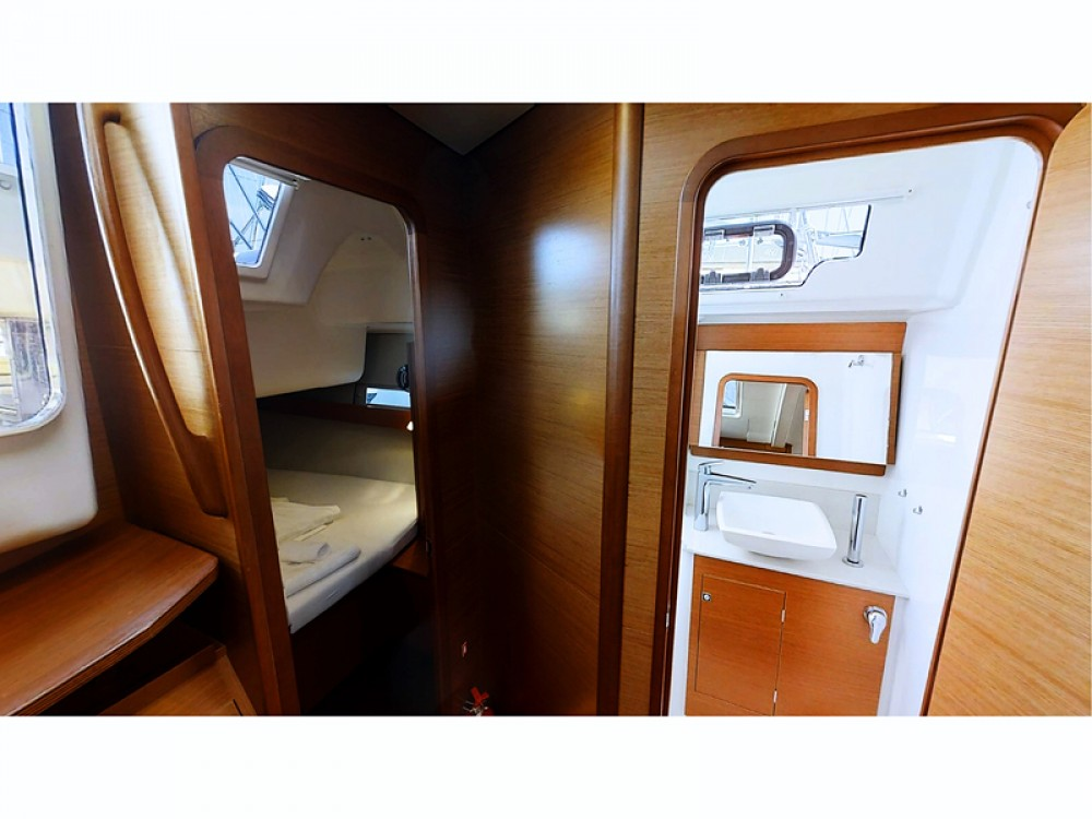 noleggio Barca a vela Rogosnizza - Dufour Dufour 460 Grand Large
