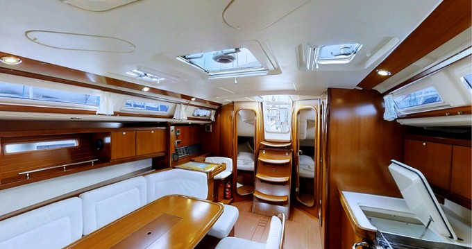 Noleggio Barca a vela a Rogoznica – Dufour Dufour 425 Grand Large