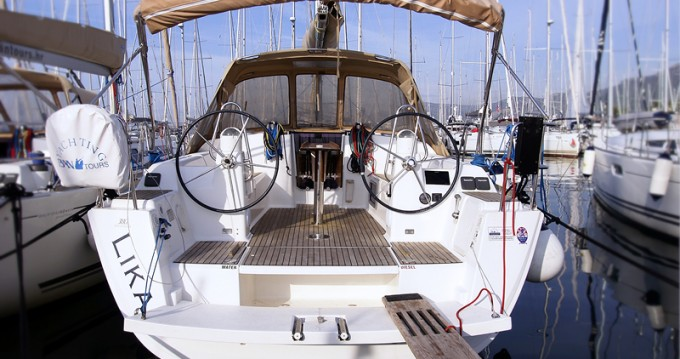 Noleggio yacht a Rogoznica – Dufour Dufour 380 Grand Large su SamBoat