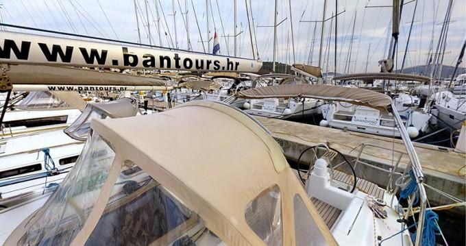 Noleggio Barca a vela a Kaštel Gomilica – Dufour Dufour 375 Grand Large