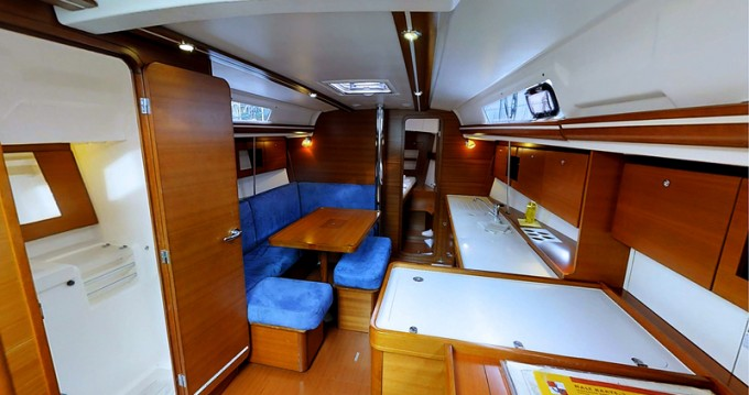Noleggio barche Dufour Dufour 375 Grand Large a Kaštel Gomilica su Samboat