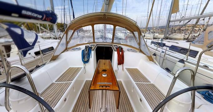 Noleggio barche Kaštel Gomilica economico Dufour 375 Grand Large