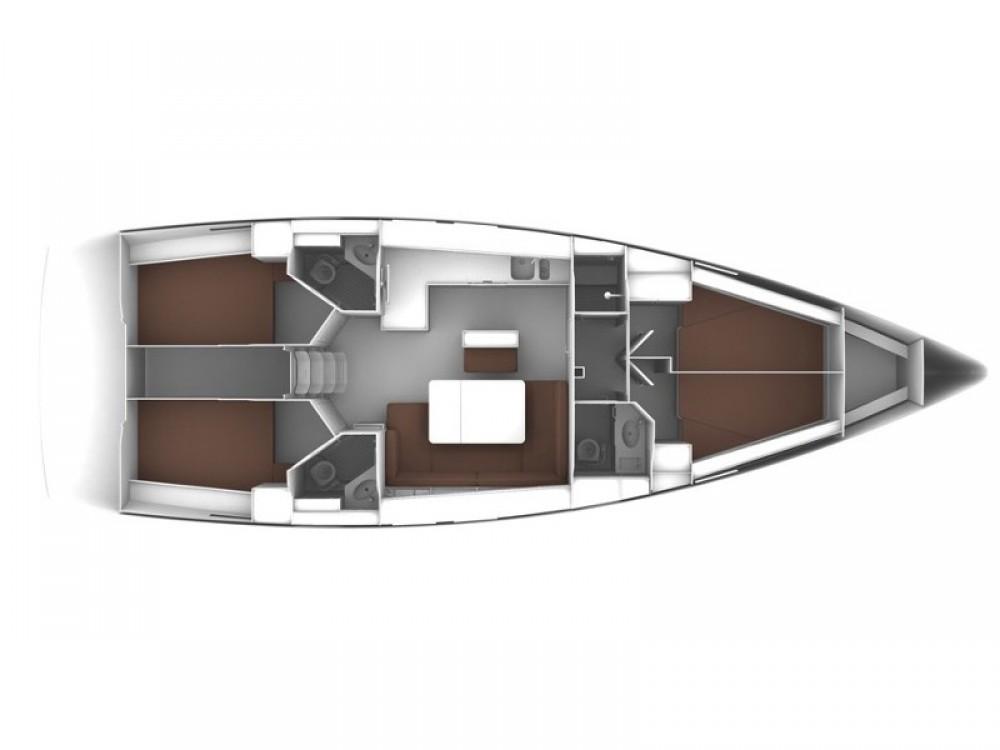 Noleggio barche  economico Bavaria Cruiser 46