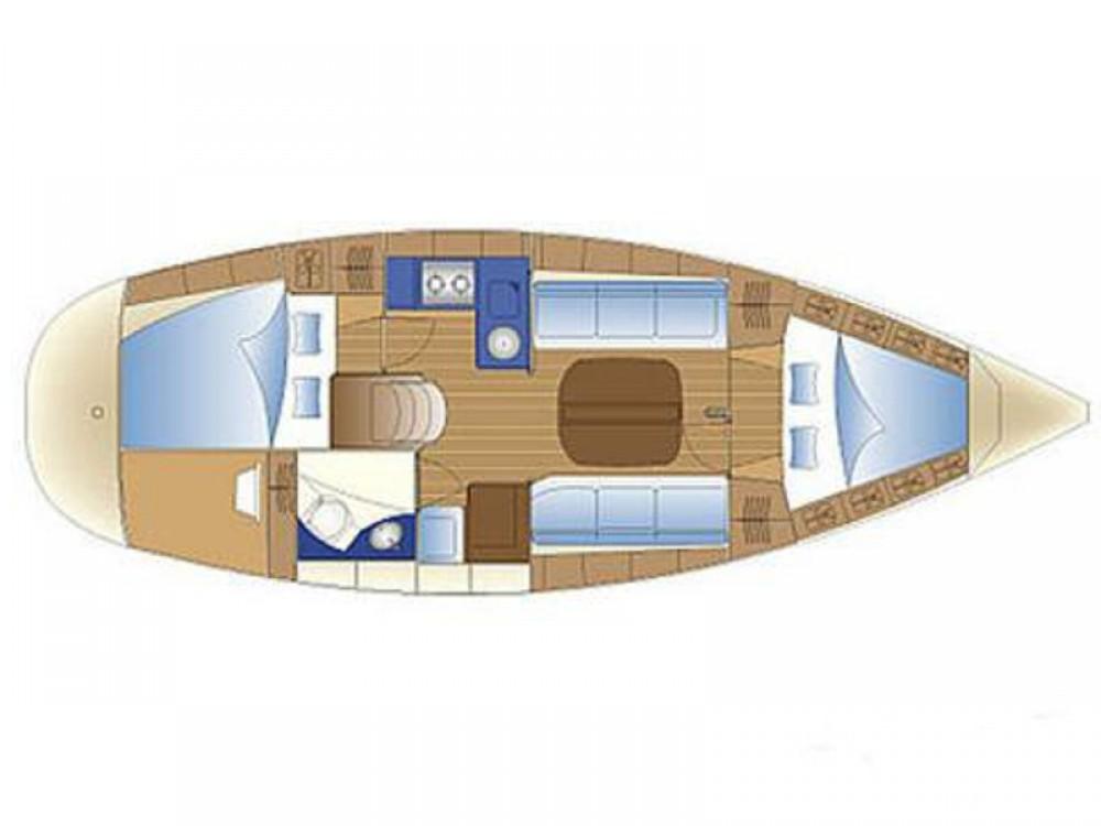 Noleggio barche Skiathos economico Bavaria 32